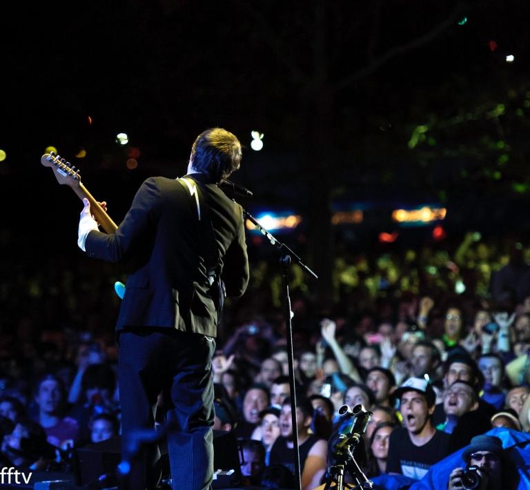 Weezer- Bunbury, year 1.