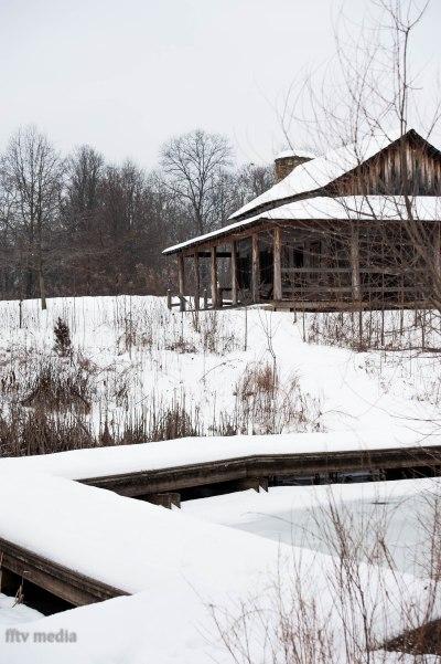 Cincinnati Nature Center.