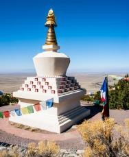 Stupa, Sangre De Christo Mountains, Crestone Co.