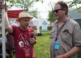 Mark Messerly, Wussy and John Patrick-, WNKU