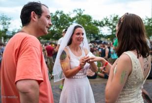 Wedding, Bunbury Music Fest.