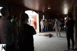 Live kill seminar, Turner Farm, Indian Hil Ohio 5/18/2017